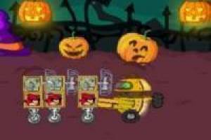 Bad Piggies Halloween