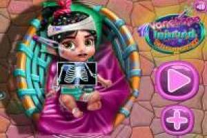 Vanellope: Emergency Wound