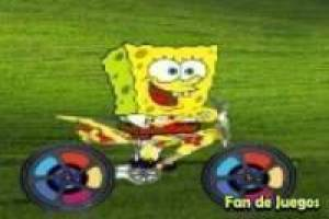 SpongeBob: Bicycle գույն