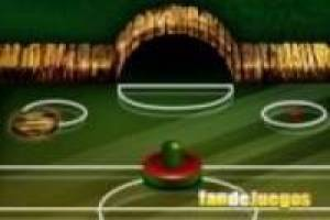 Air hockey: Selva