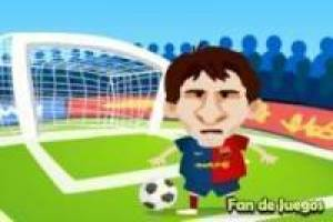 Leo Messi a Barcellona