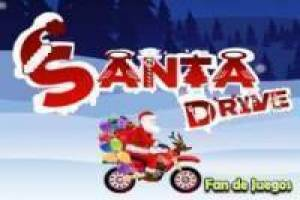Free Santa Claus: motorcycles Game