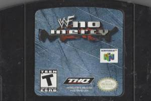 WWF No Mercy (USA)