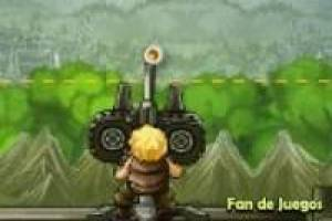 Free Metal Slug: shots in the jungle Game