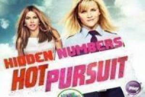 Numbers escopndidos Hot Pursuit