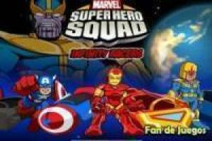Super hero squad: kart