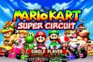 Mario Kart: Super Circuit Better Colors