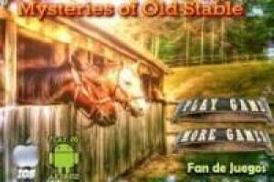 The mysteries of the old barn