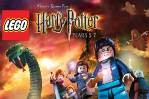 LEGO Harry Potter - Years 5-7 (Europe)