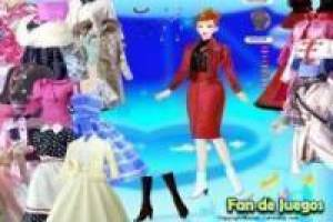 Free Elegant barbie Game