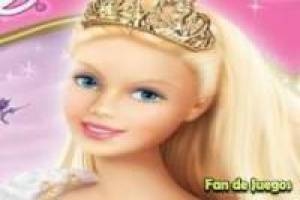 Barbie: seeks and finds the 3 differences