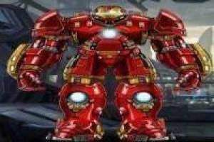 Create Iron Man