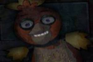 Five Nights at Freddy' s fright