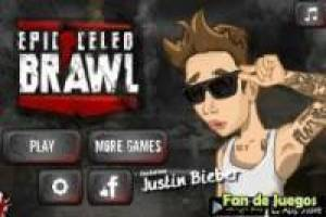 Fighting against Justin Bieber 2