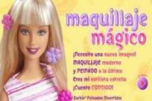 Barbie Make-up Magie