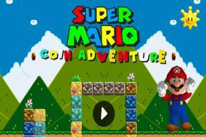 Mario Bross: Coin Adventure