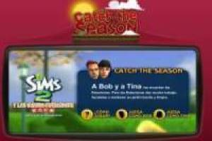 Sims 2 and The Four Seasons