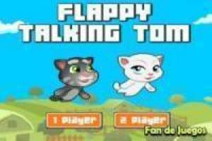 Juego Flappy talking tom Gratis