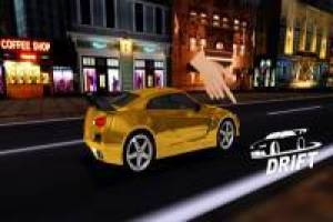 High speed car race 3D
