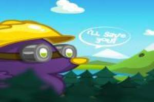 Adventures of Moley he Purple Mole