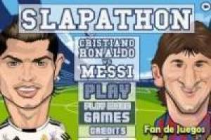 Free Cristiano Ronaldo vs Messi Game