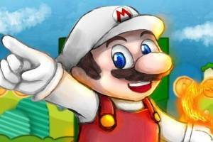 Mario Bros Spot the Differences