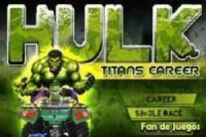 Hulk titans carriera