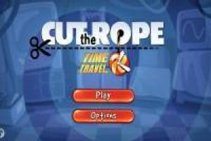 Funny cut the Rope: Time Travel