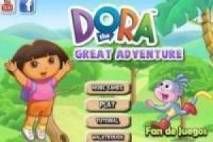 Free Dora Big Adventure Game