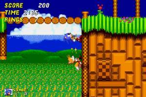 Sonic the Hedgehog 2 (World)