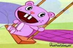 Juego Happy tree friends - idol moments Gratis
