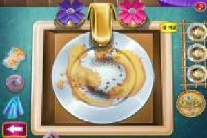 Wash and design dishes with Goldie