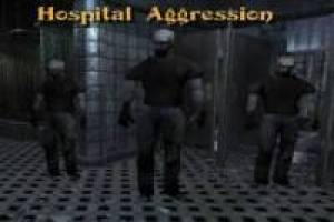 Hospital infectado de zombies