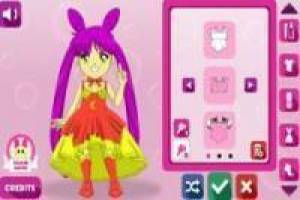 Crear personaje de Sailor Moon