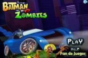 Juego Batman vs zombies Gratis