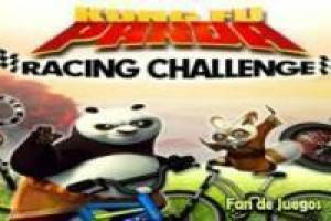 Kung fu panda: Bicycle runners