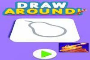 Colorear: Draw Around