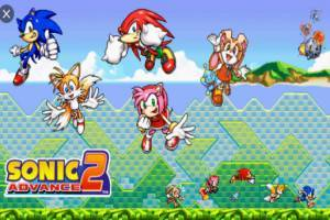 Sonic Advance II