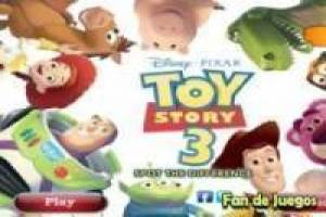 Toy story 3: diferencias