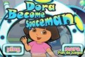 Tuta spaziale Dora the Explorer