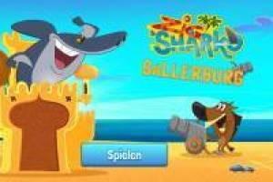 Zig a Sharko Sandcastle