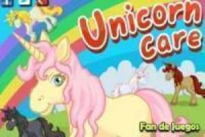 Free Wash unicorns Game