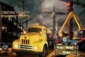 Juego Construction city cargo Gratis