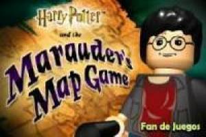 Harry potter: Lego doolhoven