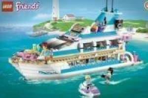 Free Lego Friends Game