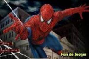 Spiderman 3: Rescatar Mary Jane