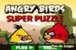 Angry birds: super puzzles