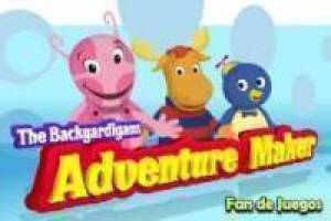 Gioco Backyardigans Adventures Gratuito