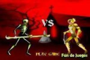 Juego Monsters fight Gratis