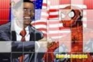 Spiderman vs obama: Puzzles
